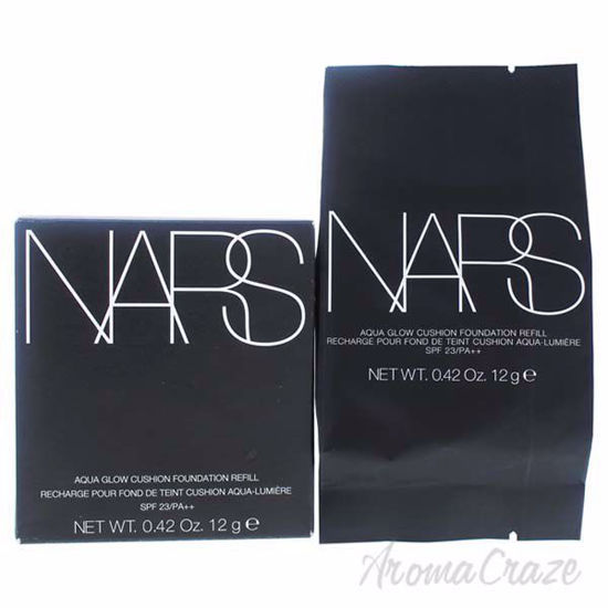 NARS Aqua Glow Cushion Foundation SPF 23 - St Moritz - Medium for Women - 0.42 oz