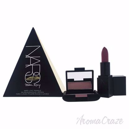 Man Ray Love Triangle Set by NARS for Women - 2 x 0.08 oz Bl
