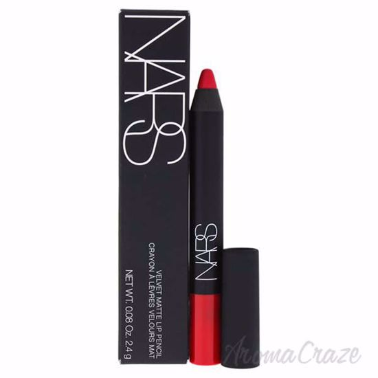 Picture of Velvet Matte Lip Pencil - Famous Red by NARS for Women - 0.08 oz Lipstick