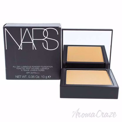 Picture of All Day Luminous Powder Foundation SPF 25 - 03 Stromboli by NARS for Women - 0.35 oz Foundation