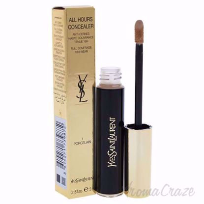 Yves Saint Laurent All Hours Concealer - 1 Porcelain for Women - 0.16 oz