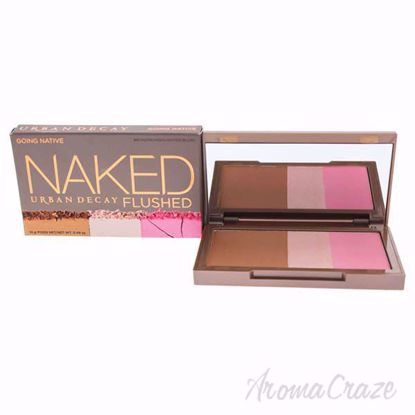 Naked Flushed Palette - Native by Urban Decay for Women - 0.
