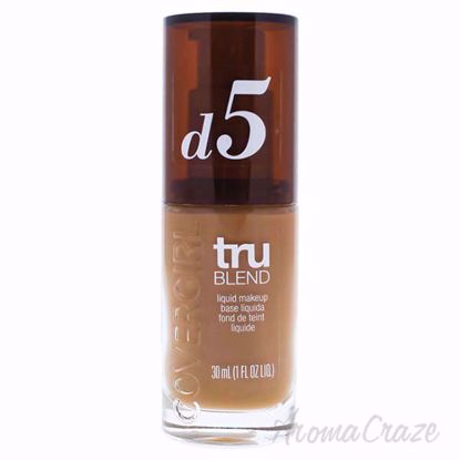 CoverGirl TruBlend Liquid Makeup # D5 Tawny Foundation for W