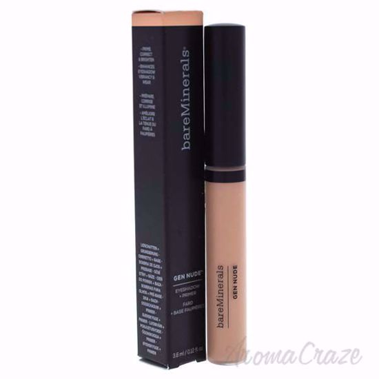 Picture of Gen Nude Eyeshadow Plus Primer - Turned Up by bareMinerals for Women - 0.12 oz Eye Shadow
