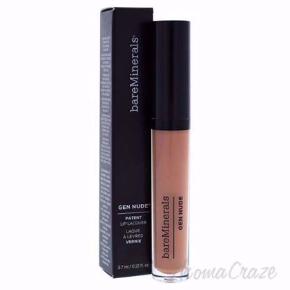 Gen Nude Patent Lip Lacquer - Yaaas by bareMinerals for Wome