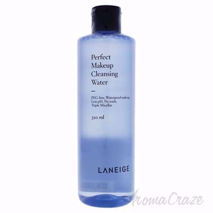 Perfect Makeup Cleansing Water by Laneige for Unisex - 10.8