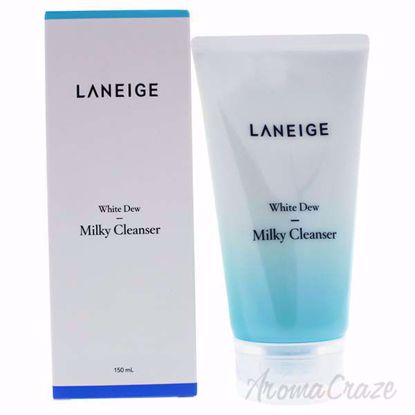 White Dew Milky Cleanser by Laneige for Unisex - 5 oz Cleans