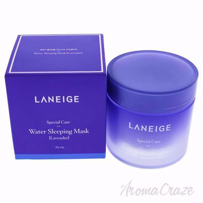 Water Sleeping Mask - Lavender by Laneige for Unisex - 2.36
