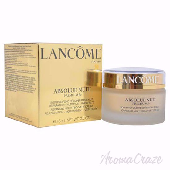 Picture of Absolue Nuit Premium Bx Advanced Night Recovery Cream by Lancome for Unisex - 2.6 oz Cream