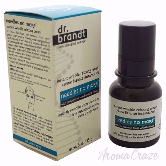 Picture of Needles No More by Dr.Brandt for Unisex - 0.5 oz Cream