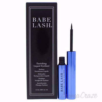 Enhancing Liquid Eyeliner by Babe Lash for Women - 0.05 oz E