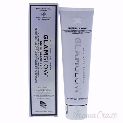 Supercleanse Clearing Cream-To-Foam Cleanser by Glamglow for