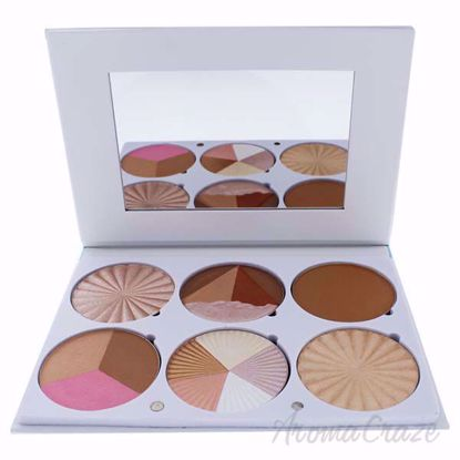 Picture of On The Glow Highlighting and Bronzing Palette by Ofra for Women - 1 Pc Palette
