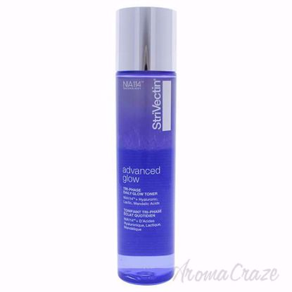 Tri-Phase Daily Glow Toner by Strivectin for Unisex - 5 oz T