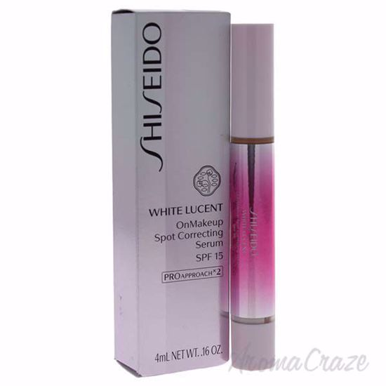 Picture of White Lucent OnMakeup Spot Correcting Serum SPF 15 - Natural Light by Shiseido for Women - 0.16 oz S