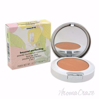 Beyond Perfecting Powder Foundation+Concealer # 6 Ivory (VF-