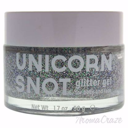 Glitter Gel for Body & Face - Silver by Unicorn Snot for Wom