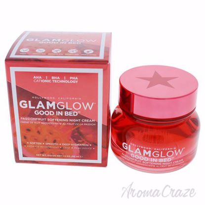 Good in Bed Passionfruit Softening Night Cream by Glamglow f