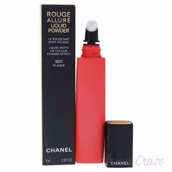 Picture of Rouge Allure Liquid Powder - 950 Plaisir by Chanel for Women - 0.3 oz Lipstick
