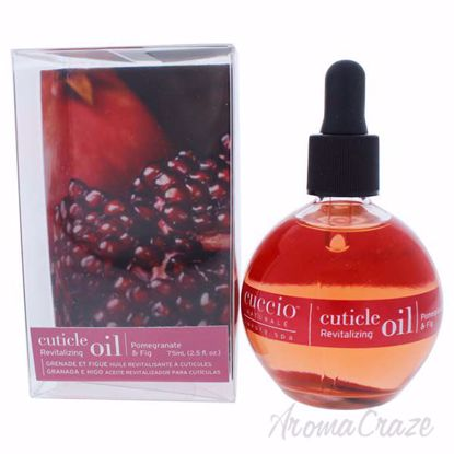 Cuticle Revitalizing Oil - Pomegranate and Fig Manicure by C