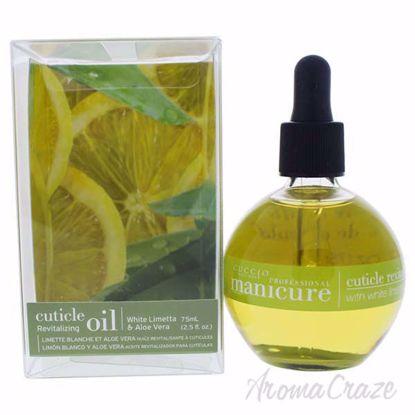 Cuticle Revitalizing Oil - White Limetta and Aloe Vera Manic