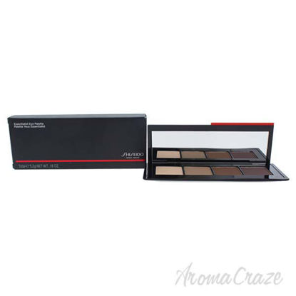 Picture of Essentialist Eye Palette - 05 Kotto Street Vintage by Shiseido for Unisex - 0.18 oz Palette