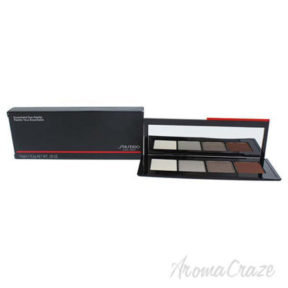 Picture of Essentialist Eye Palette - 02 Platinum Street Metals by Shiseido for Unisex - 0.18 oz Palette