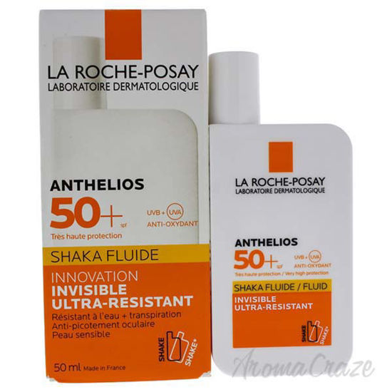 Picture of Anthelios Shaka Fluide SPF 50 by La Roche-Posay for Unisex - 1.7 oz Sunscreen