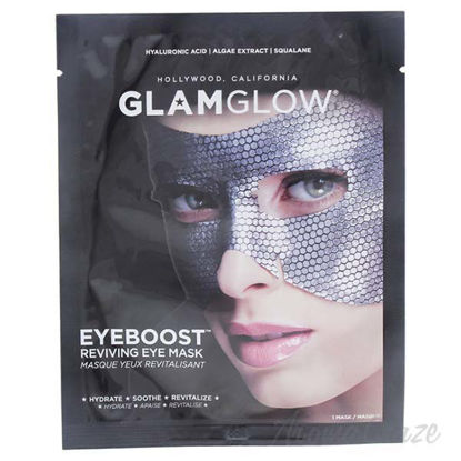 Eyeboost Reviving Eye Mask by Glamglow for Unisex - 1 oz Mas