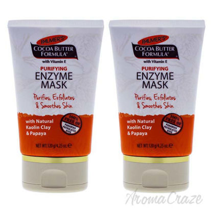 Cocoa Butter Purifying Enzyme Mask by Palmers for Women - 4.