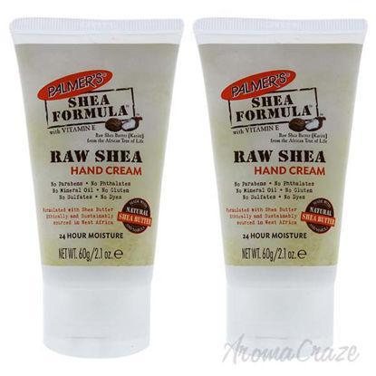 Shea Formula Raw Shea Hand Cream by Palmers for Unisex - 2.1