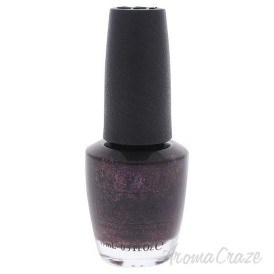 Picture of Nail Lacquer - # HR H06 Rich and Brazilian by OPI for Women - 0.5 oz Nail Polish
