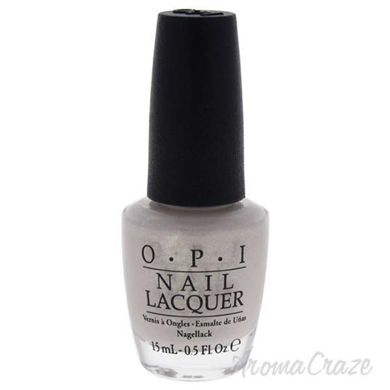Picture of Nail Lacquer - # HR H10 Breakfast At Tiffanys by OPI for Women - 0.5 oz Nail Polish