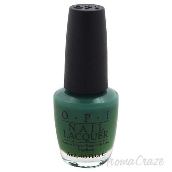Picture of Nail Lacquer # NL H45 Jade Is The New Black by OPI for Women - 0.5 oz Nail Polish