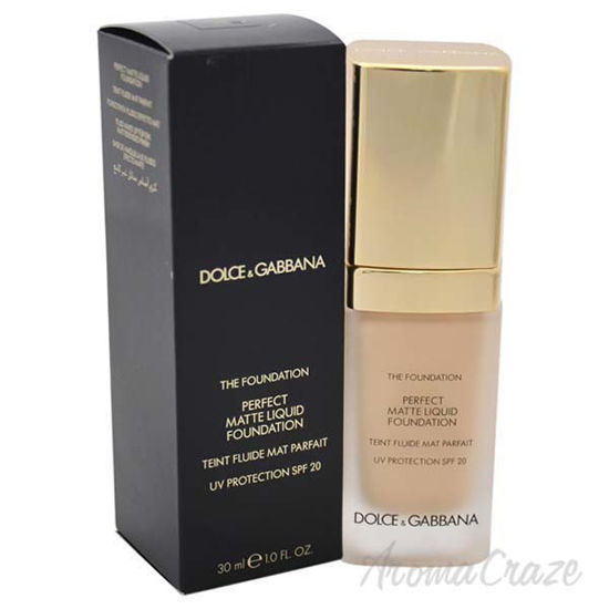 Picture of Perfect Matte Liquid Foundation SPF 20 - 60 Classic by Dolce and Gabbana for Women - 1 oz Foundatio