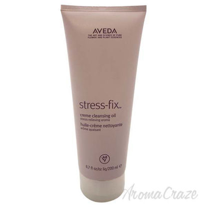 Stress-Fix Creme Cleansing Oil by Aveda for Unisex - 6.7 oz