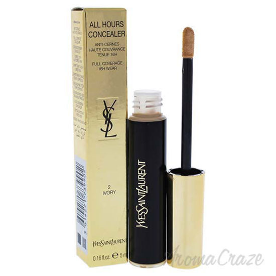 Picture of All Hours Concealer - 2 Ivory by Yves Saint Laurent for Women - 0.16 oz Concealer