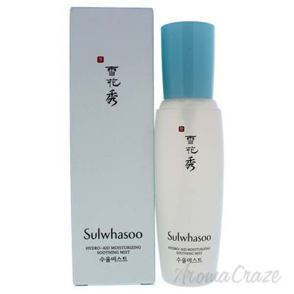 Hydro-Aid Moisturizing Soothing Mist by Sulwhasoo for Women