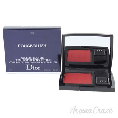 Rouge Blush - 999 by Christian Dior for Women - 0.23 oz Blus
