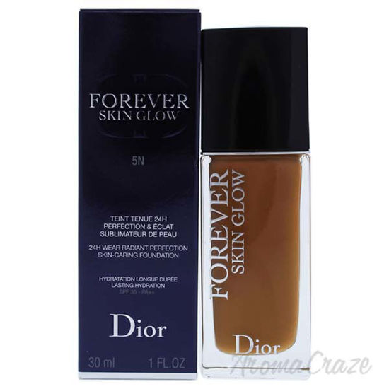 Picture of Dior Forever Skin Glow Foundation SPF 35 - 5N Neutral-Glow by Christian Dior for Women - 1 oz Foundation