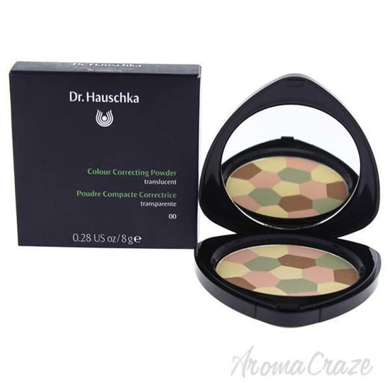 Picture of Colour Correcting Powder - 00 Translucent by Dr. Hauschka for Women - 0.28 oz Powder