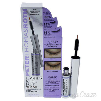 Lashes To Die for Turbo Conditioning Lash Enhancer by Peter
