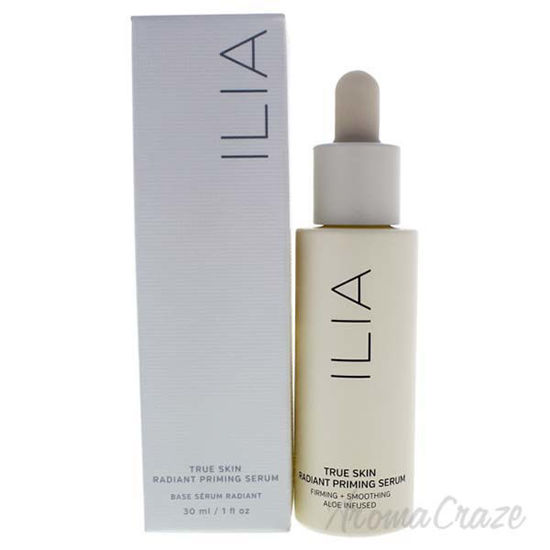 Picture of True Skin Radiant Priming Serum - Light It Up by ILIA Beauty for Women - 1 oz Serum