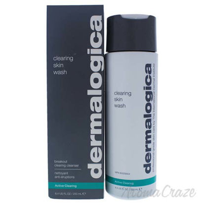 Active Clearing Skin Wash by Dermalogica for Unisex - 8.4 oz