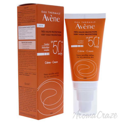 Very High Protection Spf 50+ Mineral Cream by Avene for Wome