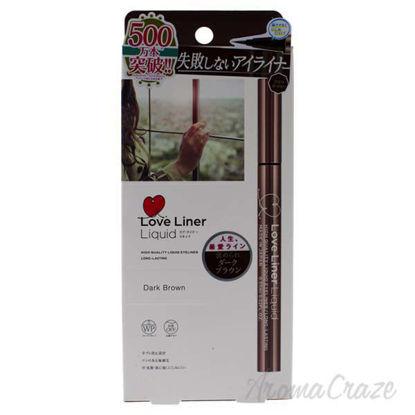 Love Liner Liquid Eyeliner - Dark Brown by MSH for Women - 0