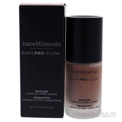 BarePro Glow Bronzer Liquid Face Bronzer Makeup - Warmth by