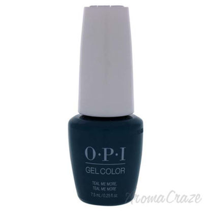 GelColor - GC G45B Teal Me More-Teal Me More by OPI for Wome