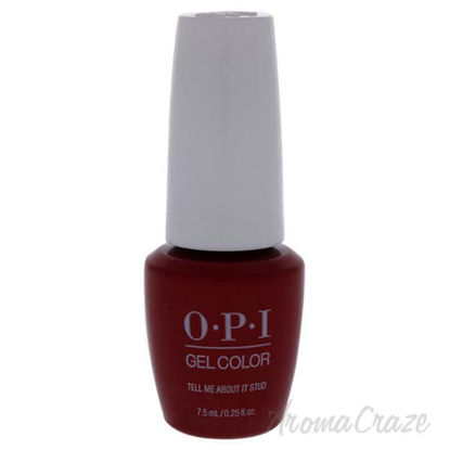 GelColor - GC G51B Tell Me About It Stud by OPI for Women -