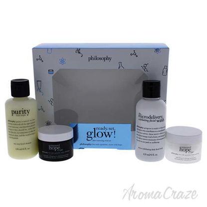 Ready Set Glow Skin Renewing Trial Set by Philosophy for Uni